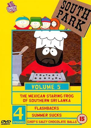 Rent South Park: Vol.5 Online DVD Rental