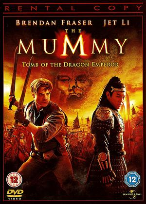 The Mummy 3: Tomb of the Dragon Emperor Online DVD Rental