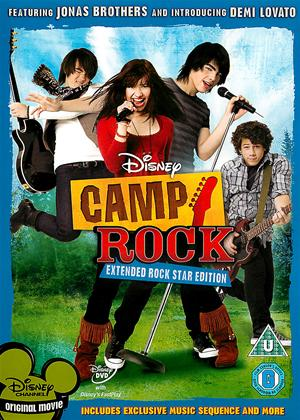 Rent Camp Rock Online DVD Rental