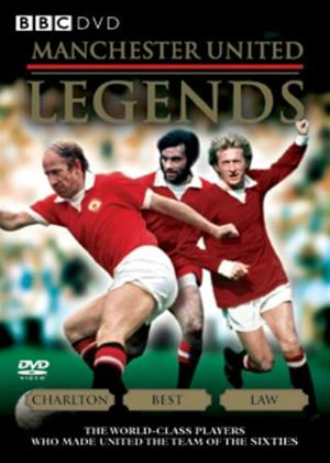 Rent Manchester United: Legends Online DVD Rental