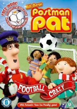 Rent Postman Pat: Football Crazy Online DVD Rental