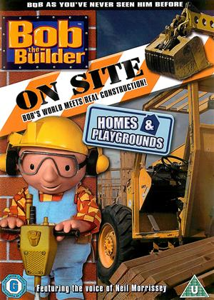 Bob the Builder: On Site: Homes and Playgrounds Online DVD Rental