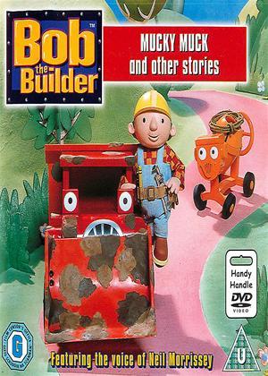 Rent Bob the Builder: Mucky Muck Online DVD Rental