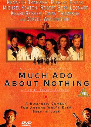 Much Ado About Nothing Online DVD Rental