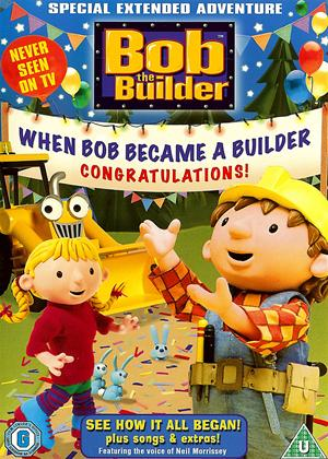 Rent Bob the Builder: When Bob Became a Builder Online DVD Rental