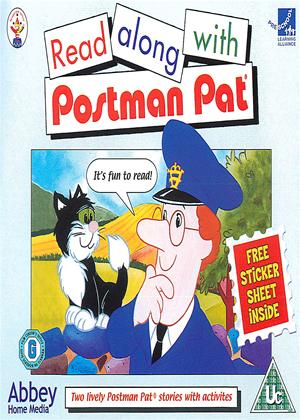 Read Along with Postman Pat Online DVD Rental