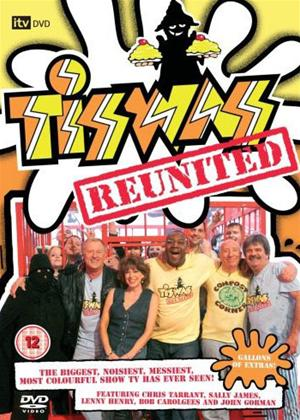 Tiswas Reunited Online DVD Rental
