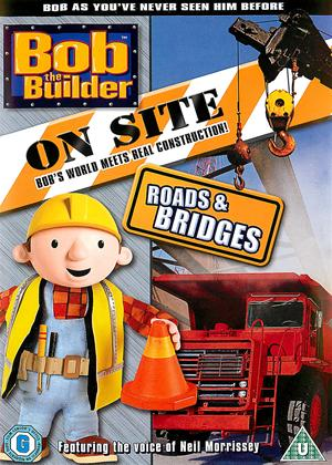 Bob the Builder: On Site: Roads and Bridges Online DVD Rental