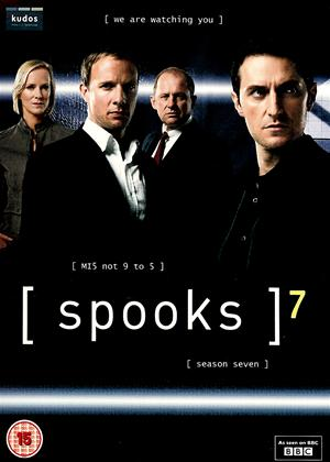Rent Spooks: Series 7 Online DVD Rental