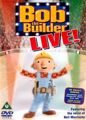 Rent Bob the Builder: Live! Online DVD Rental