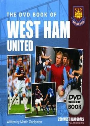 West Ham: Dvd Book Of Online DVD Rental