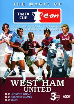 Rent West Ham United: Magic of the F.A.Cup Online DVD Rental