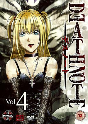 Death Note: Vol.4 Online DVD Rental