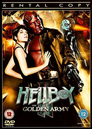 Rent Hellboy 2: The Golden Army Online DVD Rental