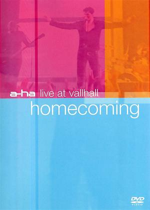Rent A-Ha Homecoming: Live at Vallhall Online DVD Rental