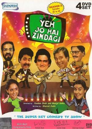 Rent Yeh Jo Hai Zindagi: Series 2 Online DVD Rental