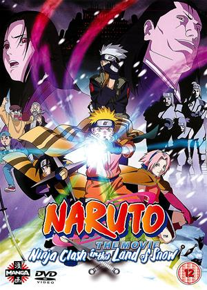 Naruto the Movie: Ninja Clash in the Land of Snow Online DVD Rental