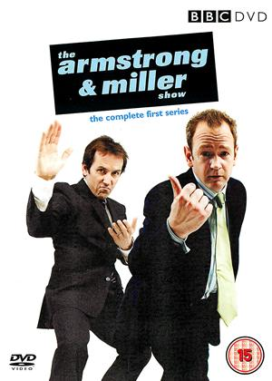 Rent The Armstrong and Miller Show: Series 1 Online DVD Rental