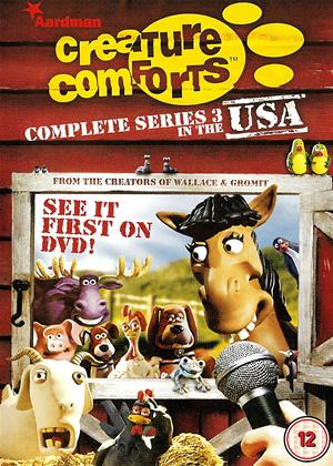 Rent Creature Comforts: Series 3: In the USA Online DVD Rental