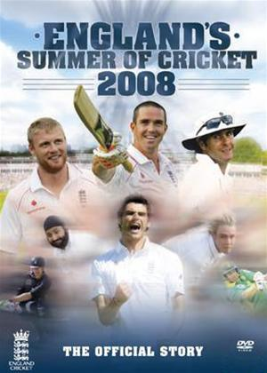 Englands Summer of Cricket 2008 Online DVD Rental