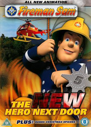 Rent Fireman Sam: The New Hero Next Door Online DVD Rental