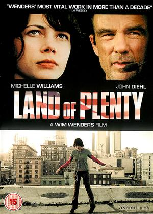 Land of Plenty Online DVD Rental
