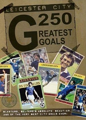 Leicester City FC: 250 Greatest Goals Online DVD Rental