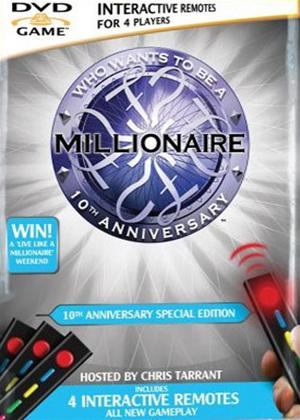 Rent Who Wants to Be a Millionaire: 10th Anniversary Edition Online DVD Rental