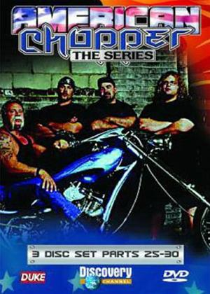 Rent American Chopper: Parts 25-30 Online DVD Rental