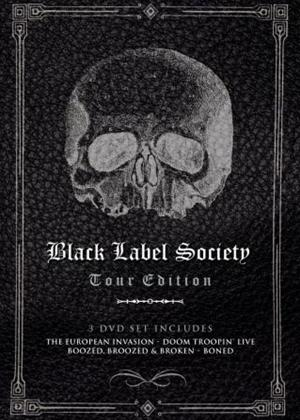 Black Label Society: Tour Edition Online DVD Rental