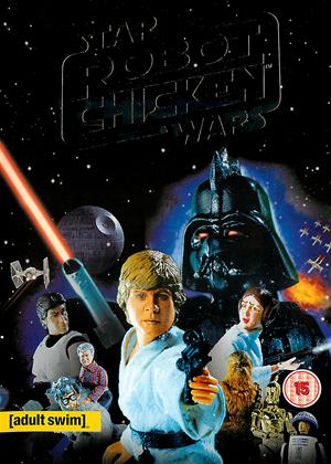Robot Chicken: Star Wars Online DVD Rental