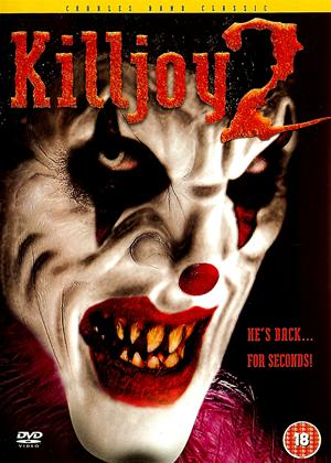 Killjoy 2 Online DVD Rental