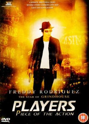 Rent Players: A Piece of the Action Online DVD Rental