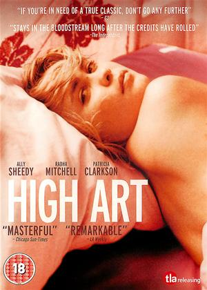 High Art Online DVD Rental