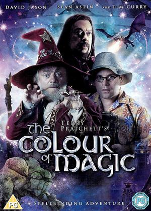 The Colour of Magic Online DVD Rental