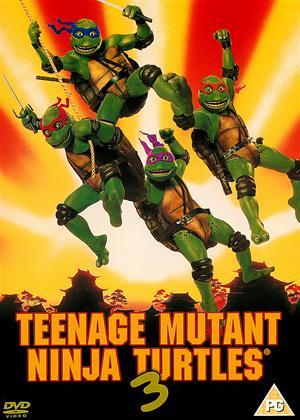 Teenage Mutant Ninja Turtles 3 Online DVD Rental