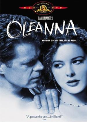 Rent Oleanna Online DVD Rental