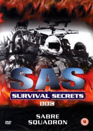 SAS Survival Secrets: Sabre Squadron Online DVD Rental