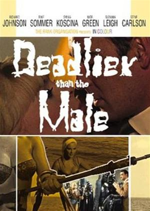Deadlier Than the Male Online DVD Rental