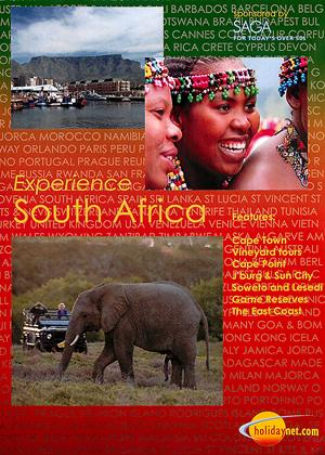 Experience South Africa Online DVD Rental