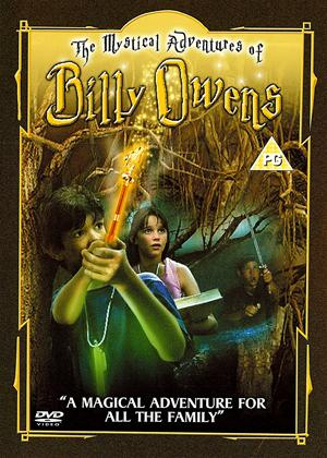 Rent The Mystical Adventures of Billy Owens Online DVD Rental