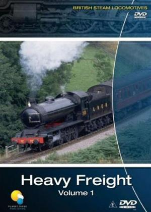 British Steam Locomotives: Heavy Freight: Vol.1 Online DVD Rental