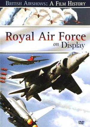 British Airshows: Film History/RAF on Display Online DVD Rental