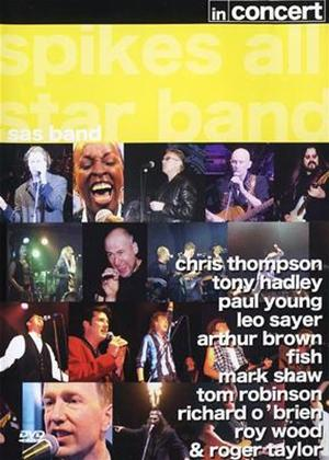 Rent Sas Band: In Concert Online DVD Rental