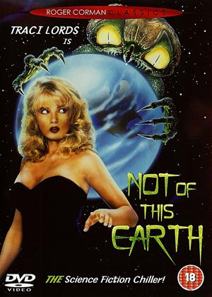 Not of This Earth Online DVD Rental