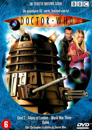 Rent Doctor Who: New Series 1: Vol.2 Online DVD Rental