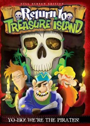 Rent Return to Treasure Island Online DVD Rental