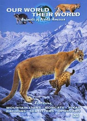 Rent Our World Their World: Animals of North America Online DVD Rental