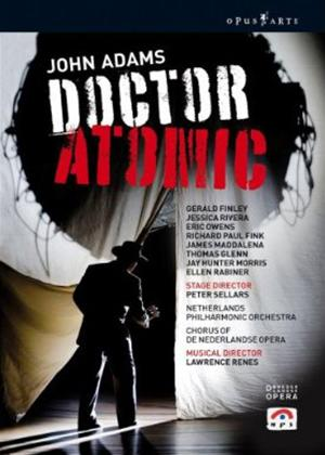 Rent John Adams: Doctor Atomic Online DVD Rental