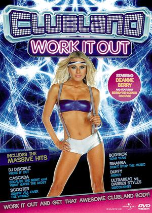 Clubland Workout Online DVD Rental